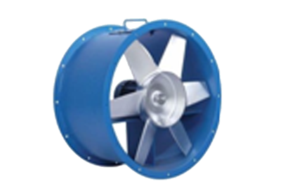 Industrial Axial Flow Fans & Tube Axial Fans