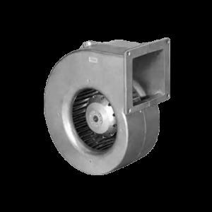 G2E140-AI28-01 / G2E140-NS38-01 / G2E140-AC13-42 / G2E140-AB17-50 ebm-papst Blowers AC Centrifugal Blower, 140mm Round, 230VAC, 282.5CFM datashee