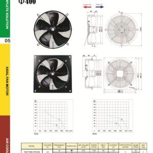YDWF74M4-470N-400 / YSWF74M4-470N-400